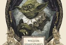 William Shakespeare's Star Wars  / Brilliant images from the Star Wars Mash-Up series from Quirk Books