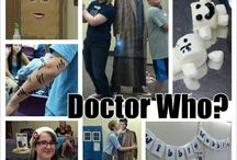 |LIBRARY| Doctor Who Party