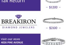 Diamonds, Do You Need a Reason? / Ads we have created for local media for you to enjoy here on Pinterest