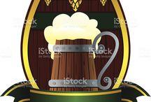 Лейблы пива