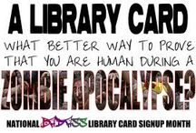Library Card Sign-up Month / by Mansfield Public Library