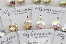 Liz Palacios @ Regencies.com / San Francisco based designer Liz Palacios has been creating the most gorgeous Swarovski crystal jewelry since 1987. Her vintage-inspired designs and old school craftsmanship create a look that is both classic and timeless. All Liz Palacios jewelry is nickel free and comes with a lifetime guarantee.  Visit our website at: www.regencies.com