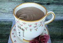 čajníky a šálky
