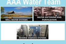 AAA Water Service / AAA Water Team gives best maintenance for water purifier.