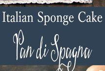 italian sponge