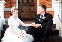 Wedding Ideas / by Abigail Peterson