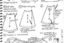 Wrap skirt patterns