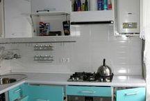 кухня планировка
