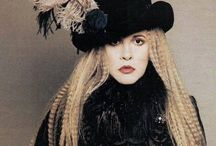 Stevie Nicks / The Ultimate Witch and Class Act!  / by Serial Thrift Shopper!