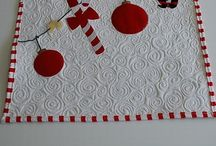 Holiday quilting / by Sondra Jones