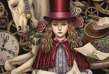 Алиса в стране цудес