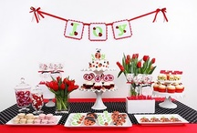 party ideas / by Stephanie Moore