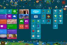 MS Windows 8