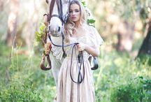 Fotoshoot met paard
