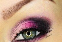 Eyes / Make up for eyes