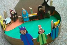 bible crafts and stories for kids