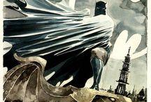 Batman / Batman things.