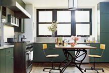 Kitchen Affairs. / by Kristina Krause