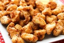 Yummy chicken to try / by Ernie A. Ford