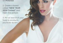 NEW YEAR 2014 Contest!  / by Sedona Lace Friend Page