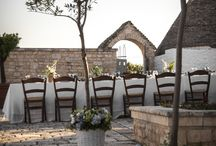 Wedding in Apulia Masseria / The best Masseria in Apulia to spend the most beautiful day of your life in Valle d'Itria, among wonderful Trulli: Masseria I Monitilli.