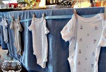 Baby shower ideas / by Rebecca Jones Kelleher