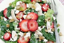 yummy stuff {salads}