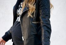 Pregnancy Fall/Winter Outfits