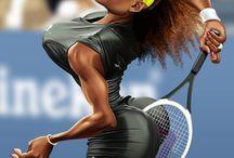 Sport caricatures