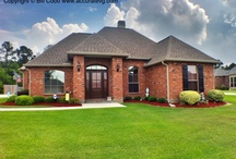 Baton Rouge Homes / Photos of Greater Baton Rouge Home / by Bill Cobb