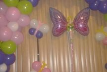 Balloons and Balloon Arch Designs