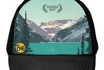 CANADA CAP / Inspo for Canada Cap S/S 17