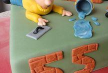 Svatební dorty / Inspirace pro výběr našeho svatebního dortu...