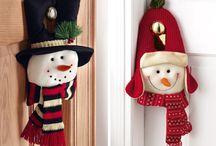 Door Hanger......Christmas