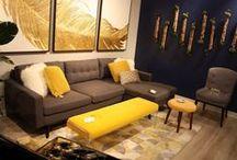 sitting room setting