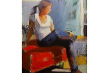 1) Figurative - Melinda Cootsona