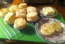 Bread and biscuits