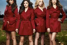 Pretty Little Liars / by Danny Sewell