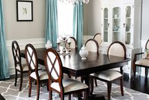 dinning room / by Brittany Bozarth