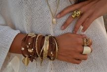 Jewelry ♕ / Never forget to accessorize.  / by Debi