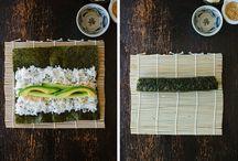 Sushi / by Eden Eubanks-Carr