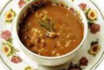 Zuppe,vellutate e minestre