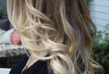 Hair colour trends / Looking for a new hair colour? Want some inspiration for a new look? Have a browse through these