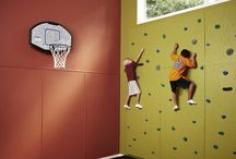 Dream Playroom / by Kristi @ Little Miss Scatter-Brain
