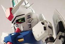 Deformed Gundam