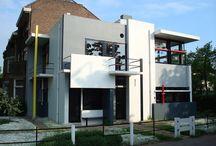 ARCHITECTUUR ✽ Huizen | Houses / Architectuur inspiratie opdoen? Deze foto's inspireren mij. Ik help je graag met interieuradvies en styling op maat via www.stijlidee.nl / by STIJLIDEE