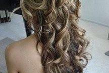 Wedding hair / by Kacey Myers