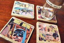 Comic crafts