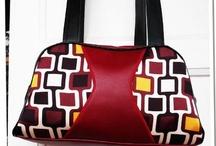 SAC CrApule FActOry / Des sacs, cabas, besace, petits, grands, pour le week end, - toile cire, toile de jute, simili cuir, cuir, coton- pop, vintage, boheme, retro...fait main - made in france -