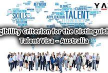 Distinguished Talent Visa